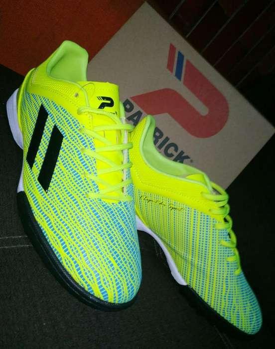 Zapatillas de Futbol Patrick