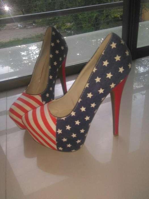 Zapatos Americanos Originales
