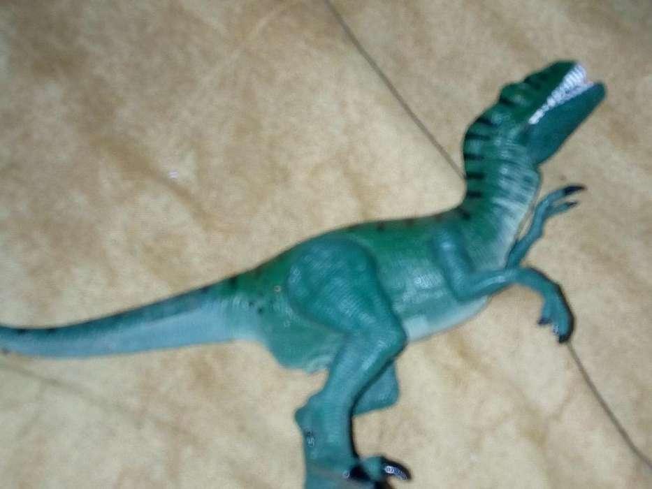 Dinosaurio Raptor Jurassic Word