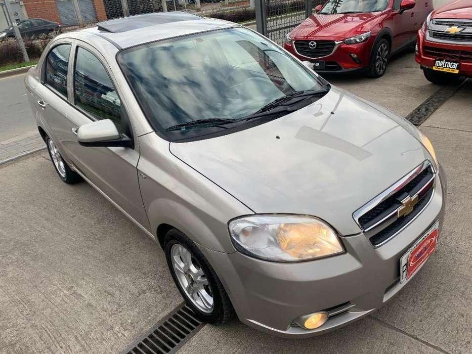 Chevrolet Aveo 2011 - 84000 km