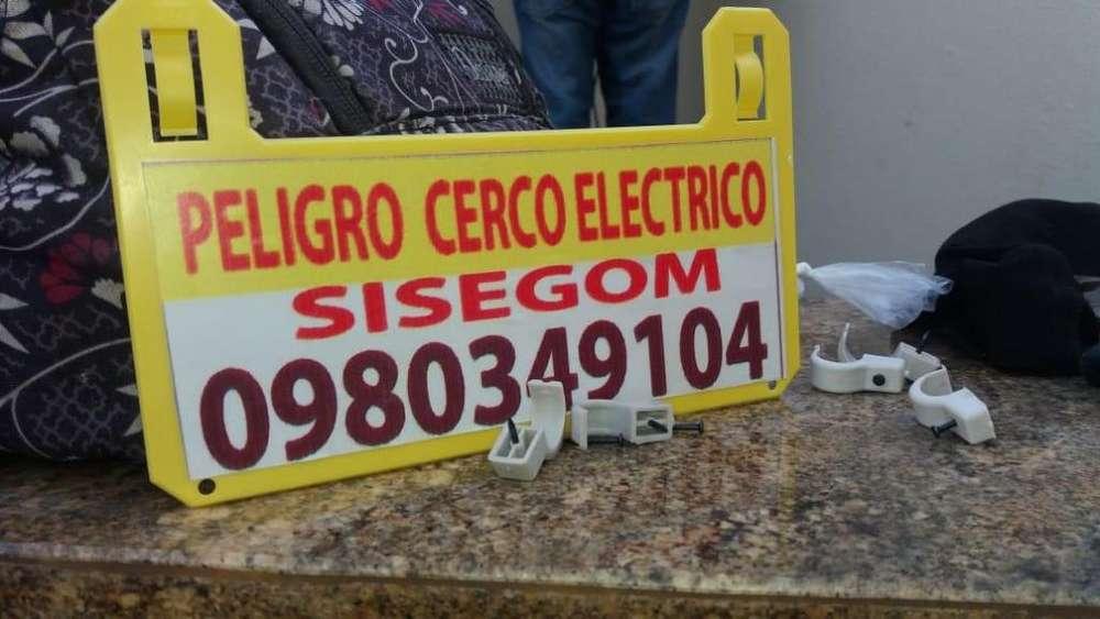 cerco electrico SISEGOM monitorea desde tu celular 5 lineas de seguridad concertinas y cámaras de seguridad