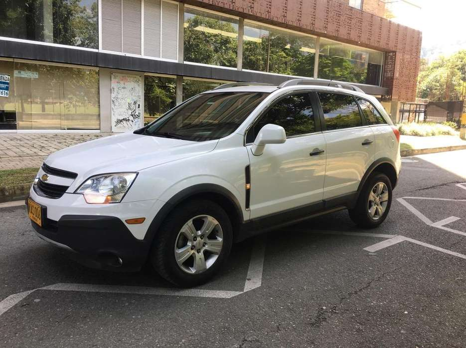 Chevrolet Captiva 2014 - 60000 km