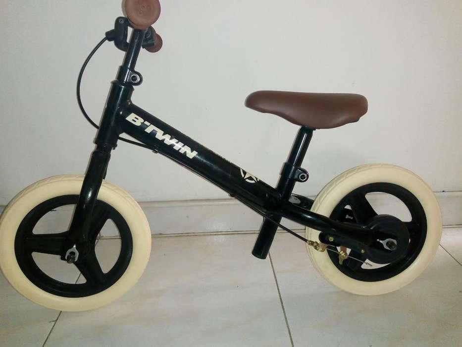 Bicicleta de Equilobrio para Niño