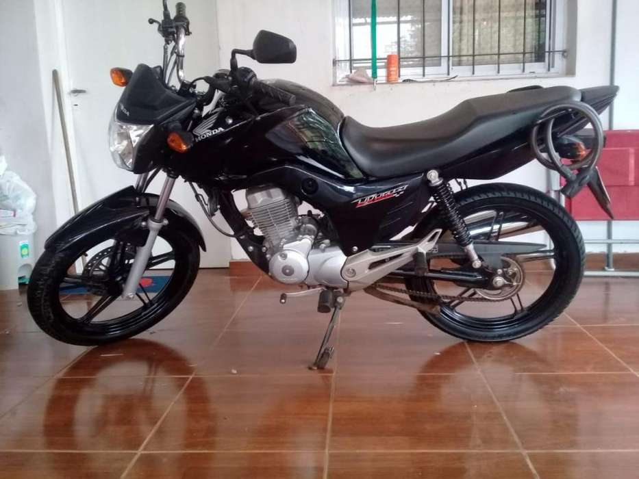 Vendo Honda New Titan