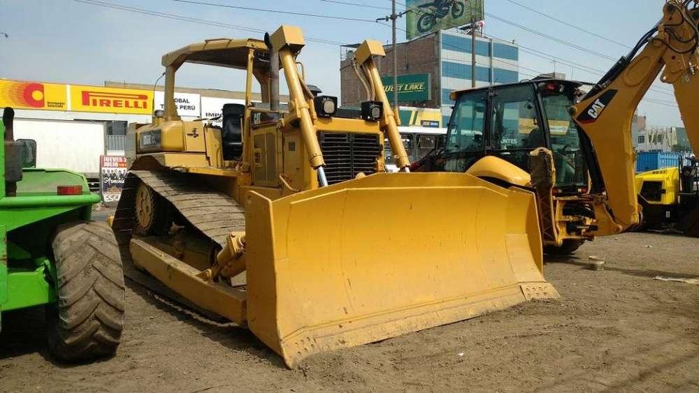 TRACTOR DE ORUGAS CAT D6R XL