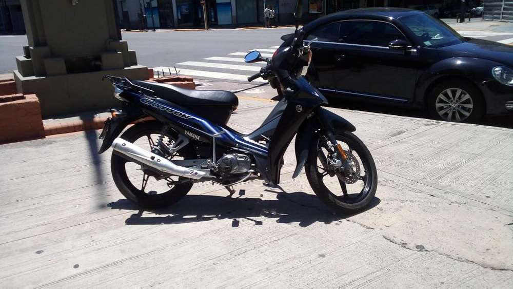 Yamaha New Crypton T110 Usada - 13.000 KM