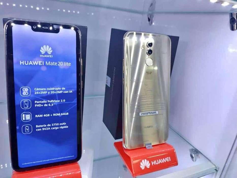 Huawei Mate 20 Lite Nuevos Sellados Garantía 1 año