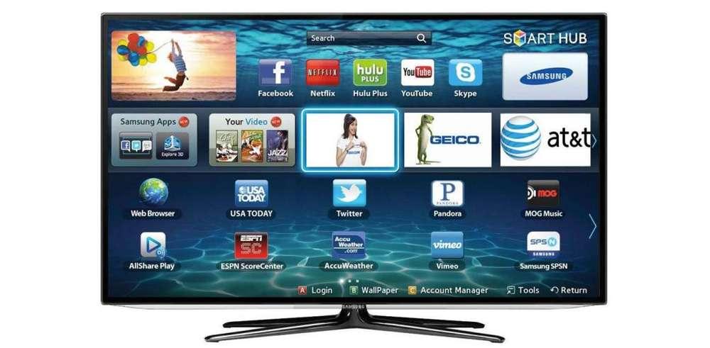 Samsung smart tv y JVC smart tv android