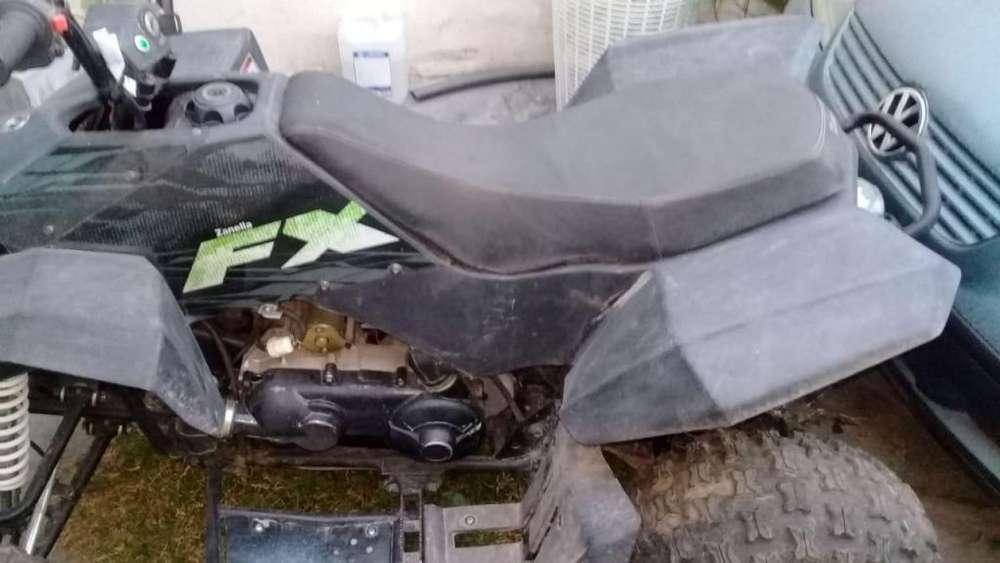 Cuatriciclo Zanella 150 Fx Automatico En Garantia. MOTOR: 149cc OHC 8 HP 8,3 Nm / Automática