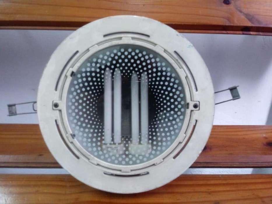 LIQUIDO 6 REFLECTORES CON <strong>lamparas</strong>!!