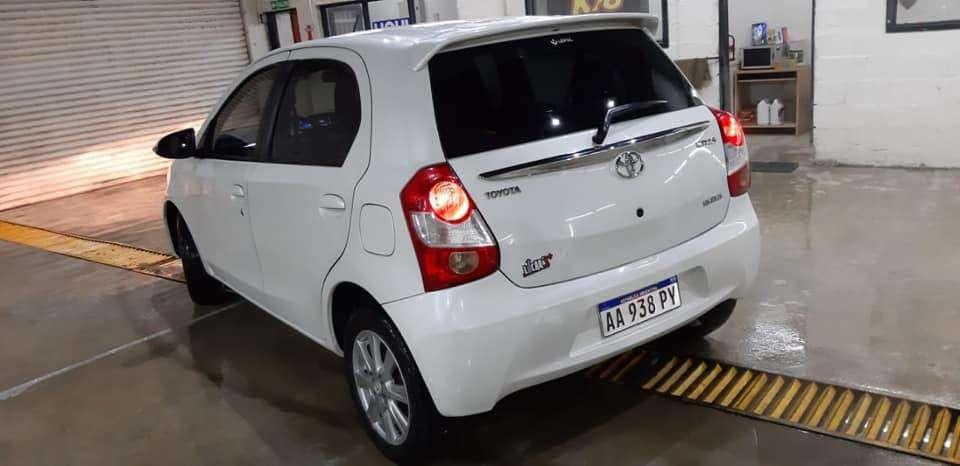 Toyota Etios 2017 - 53000 km