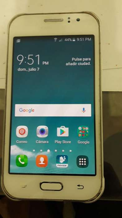 Galaxi J1 Ace Movistar
