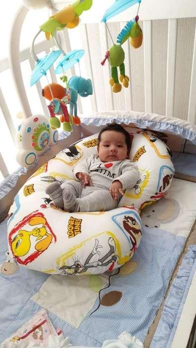 Nueva almohada lactancia