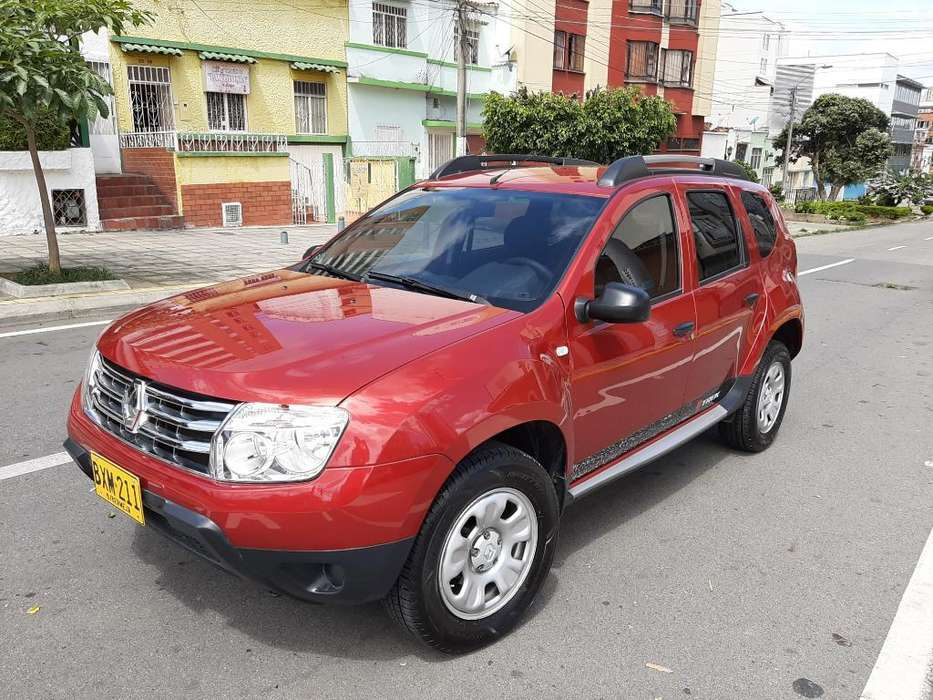 Renault Duster 2013 - 58000 km