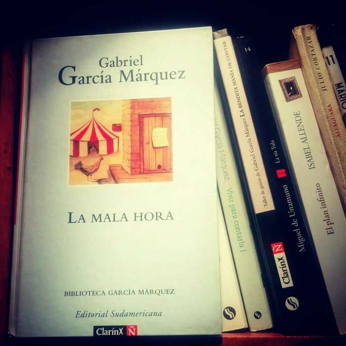 Gabriel Garcia Márquez - La Mala Hora