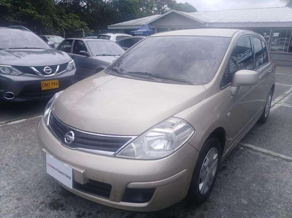Nissan Tiida 2012 - 73000 km