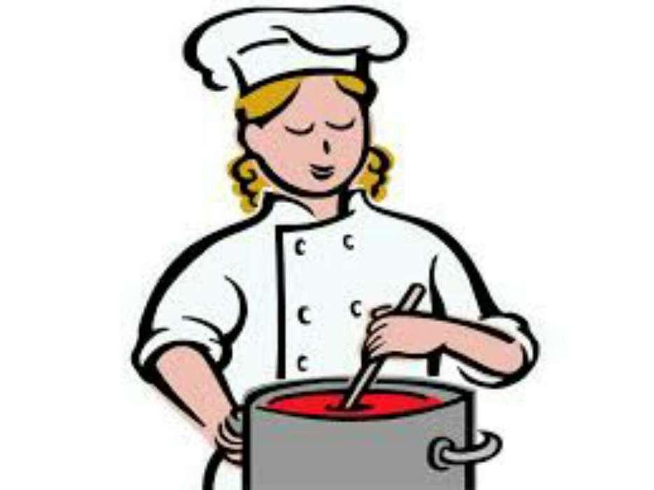 Restaurante Busca Cocinera <strong>auxiliar</strong>