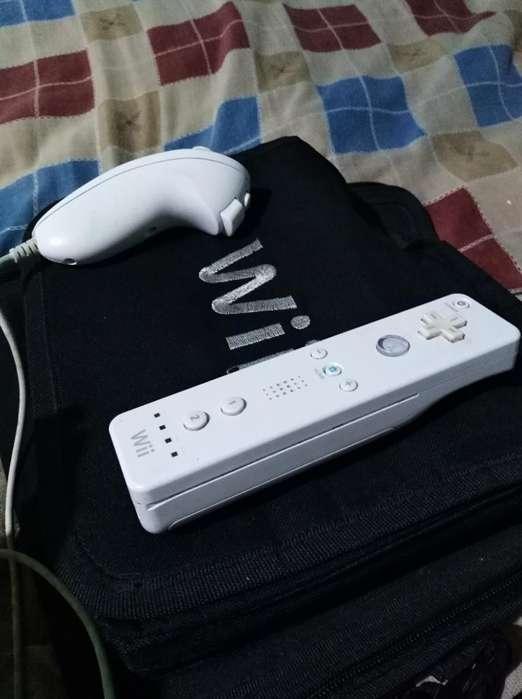 Control Y Nunchuck de Nintendo Wii