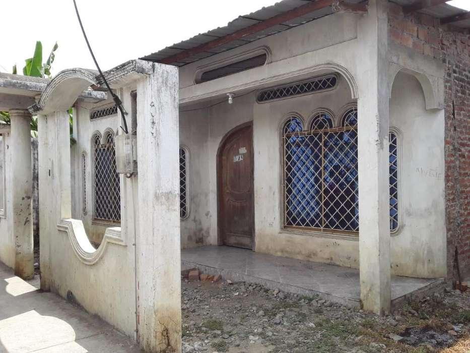 Vendo Casa Milagro, Cdla Los Vergeles