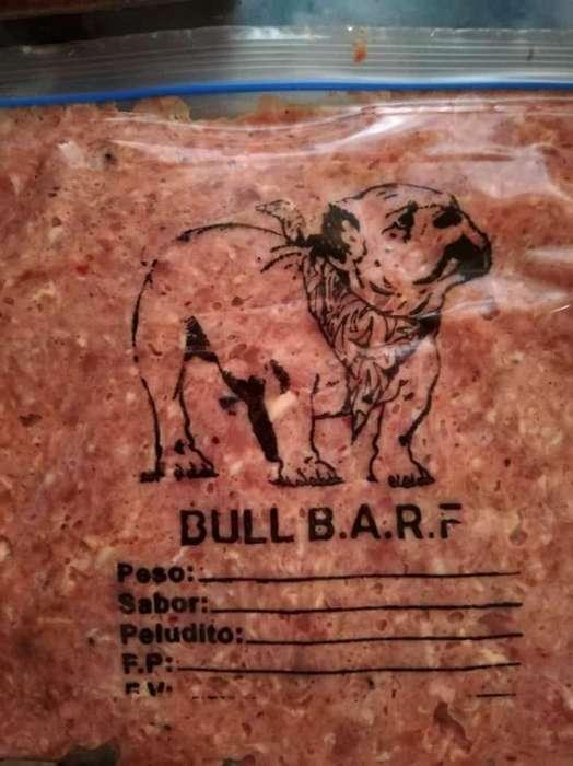 Bull Barf La Alimentación Natural