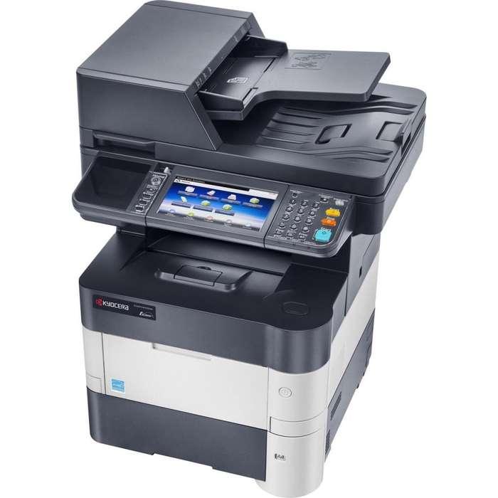 Impresora Multifuncional Láser Kyocera Fs-m3550idn