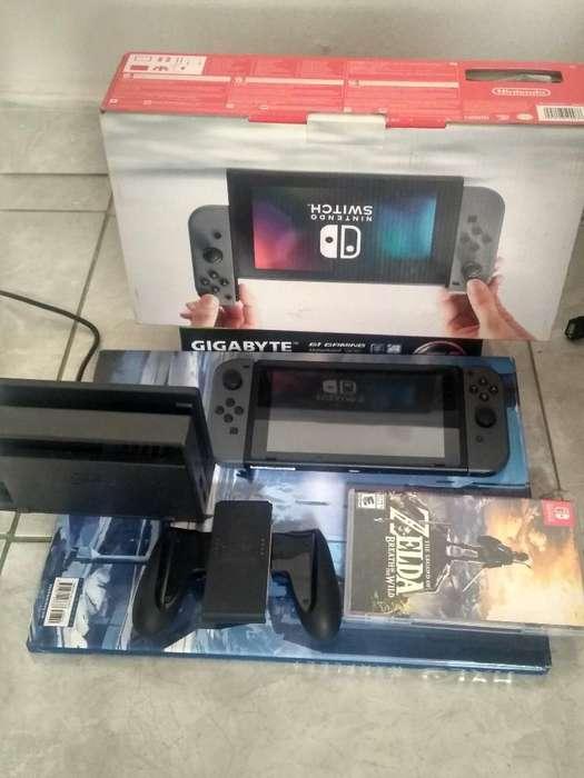 Nintendo Switch, 128 Gb, Zelda Botw
