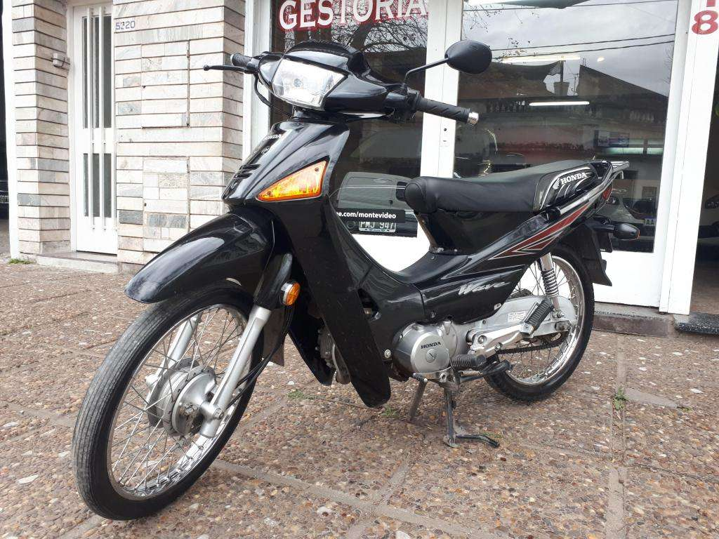 HONDA WAVE  39.800 (Impecable)