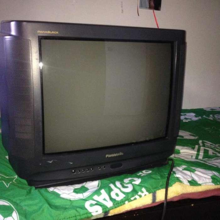 <strong>televisor</strong> Panasonic de 21