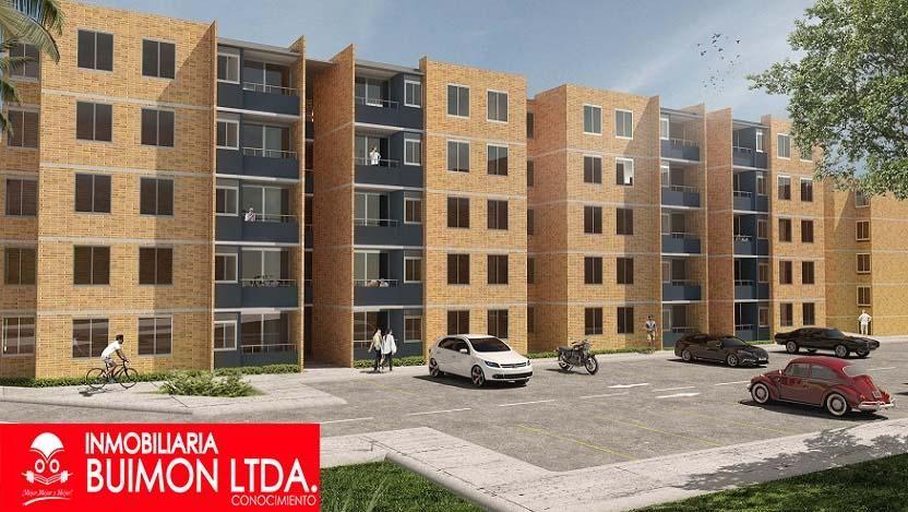 Apartamentos en cuotas de 250.000. Luis Parada 3209475599.