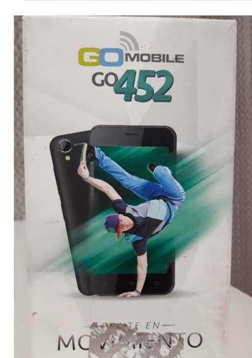CELULAR GO MOBILE GO452 NUEVO EN CAJA A S/ 149.00 SOLES