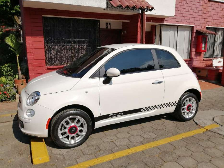 <strong>fiat</strong> 500 2013 - 66200 km