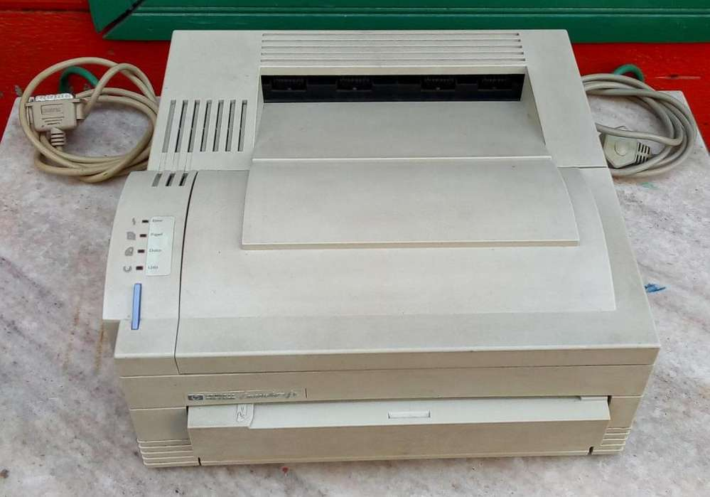 Impresora Hp Laser Jet 4l Para Reparar O Repuesto