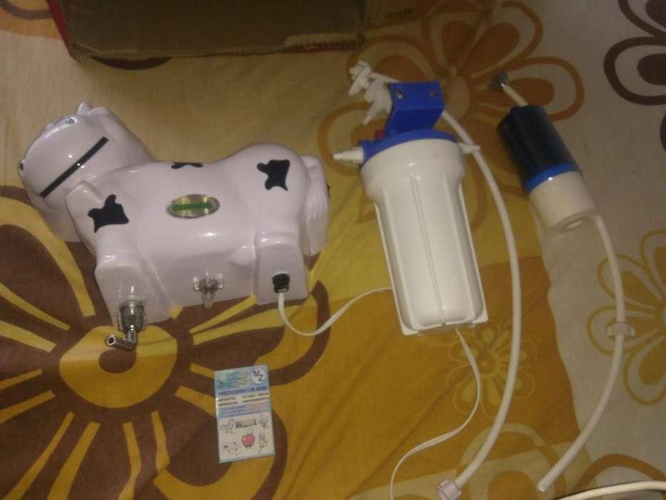 Purificador de Agua Ozono