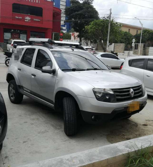 Renault Duster 2016 - 64000 km