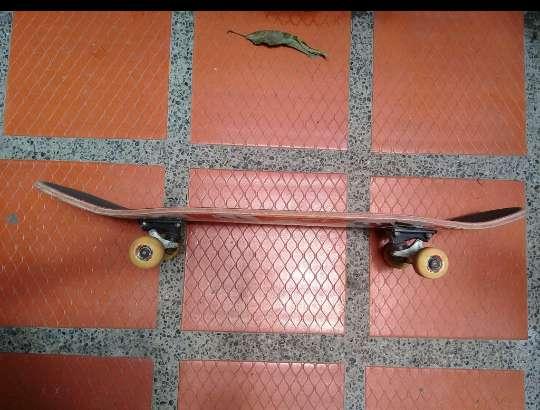 Skate semi profecional