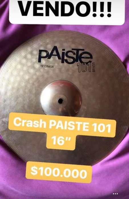 Crash Paiste 16