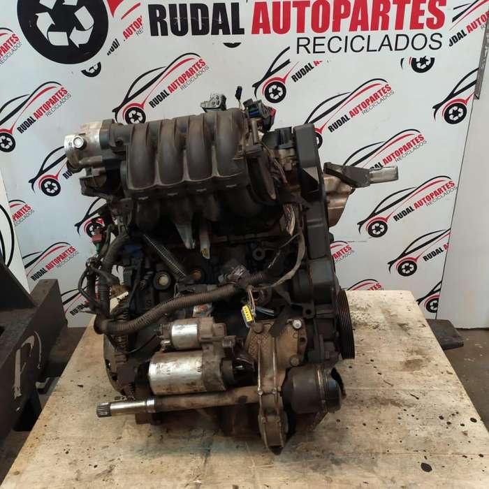 Motor Semiarmado Peugeot 307 23750 Oblea:02700381