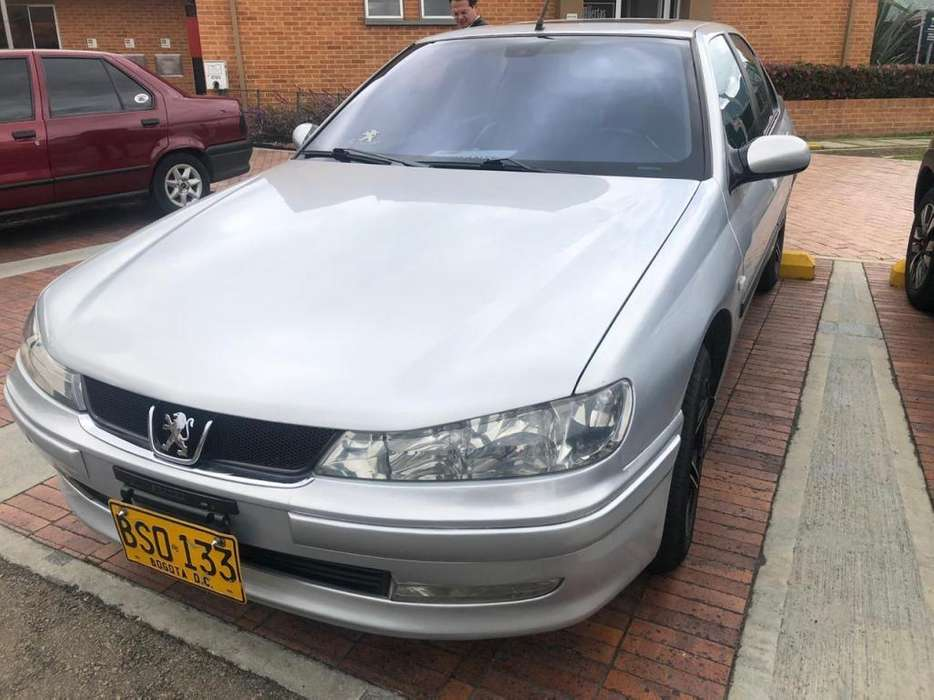 Peugeot 406 2004 - 109000 km