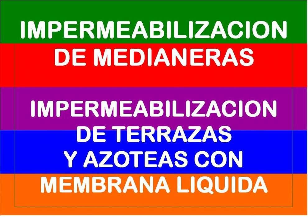 PINTOR. IMPERMEABILIZACION DE TERRAZAS