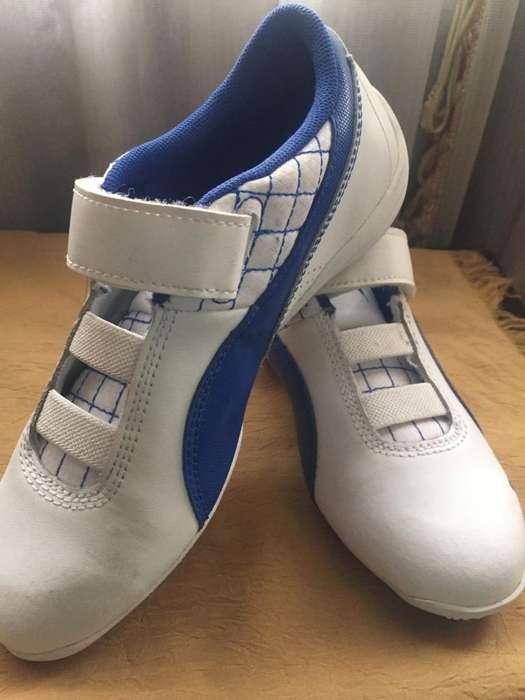 Zapatos Puma Niño