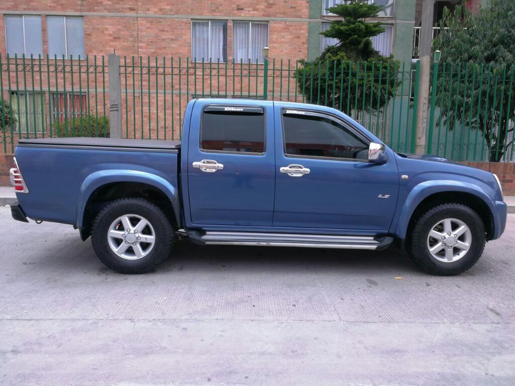 Chevrolet Luv Dimaz 2011 Diesel 4x4