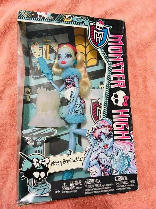 Muñeca Monster High Original