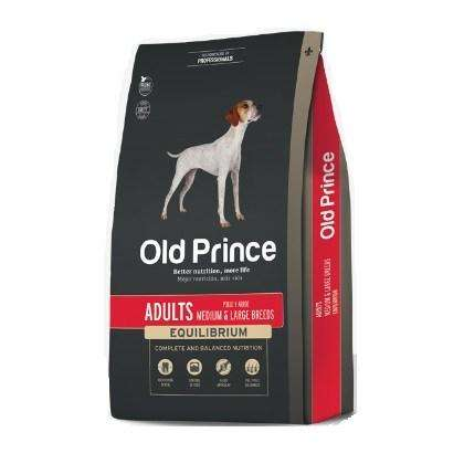 Old Prince Adulto 20 kg y Cachorro 15 kg