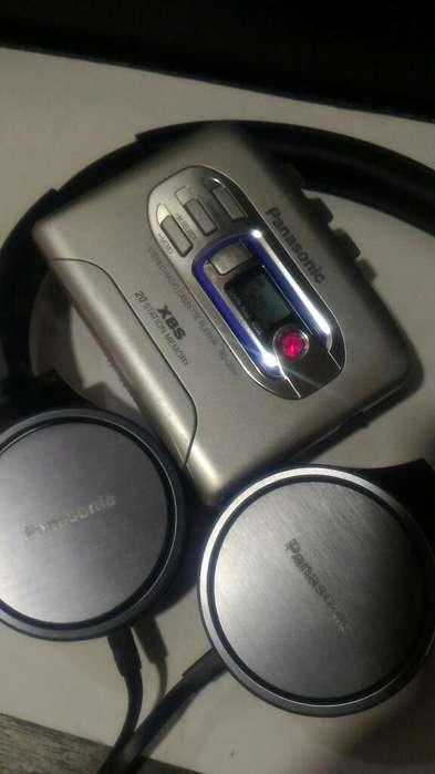 Walkman Panasonic Rq C05v Radio Casete