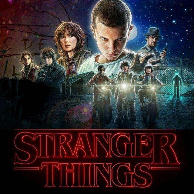 Temporada 1 y 2 de la serie Stranger things 720p