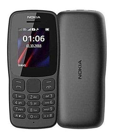 Nokia 105 en venta económico con bateria nueva