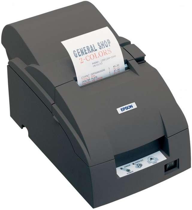 Impresora Epson Tmu220a, C31c513a8701