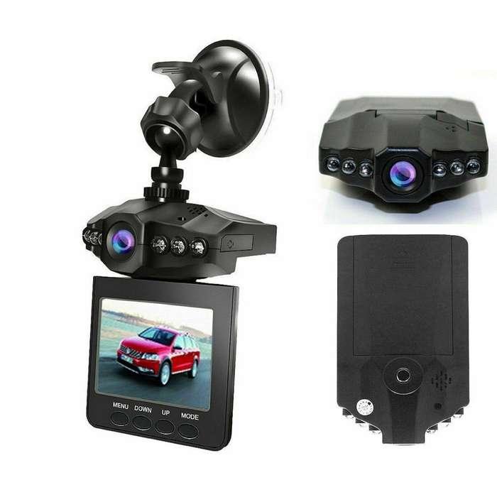 Camara Para Auto Con LCD Camaras Grabadora Automovil 1080P HD (NUEVO)