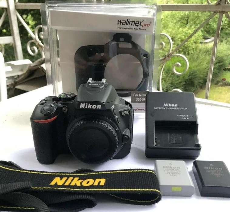 Nikon 5500 Exelente Estado