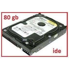 DISCOS RIGIDOS 80 GB IDE